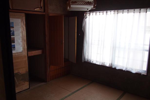 和室(ゲストルーム)は床を張り替えるぐらいにしておきます